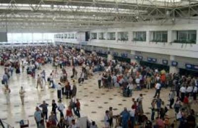 «Шереметьево» аэропортунда жүздөй кыргызстандык мекенине уча албай турат