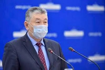 Үсөнбаев: Кыргызстанда коронавирус жуктургандардын ичинен 6 адам өздөрү дарыгерге кайрылган