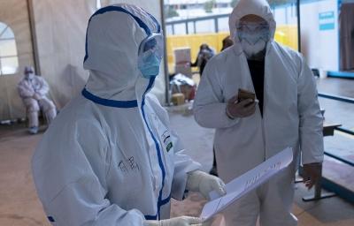 13-май. Сутка ичинде медициналык кызматкер арасында коронавирус жуктуруп алгандар катталган жок