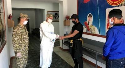 Кыргызстанда аскерге чакырылгандар коронавируска текшерилет