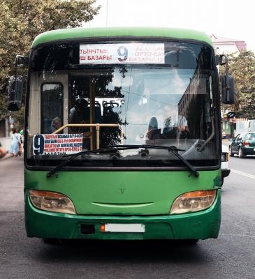 Автобус, троллейбус, кичи автобустар эрежелерди бузса иши токтотулат
