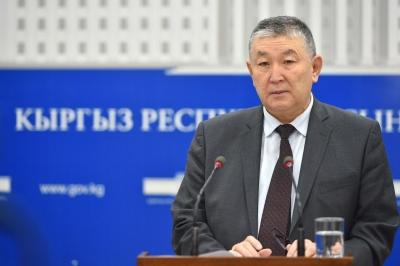 """Нурболот Усенбаев: """"Коронавирустан каза болгондордун баарынан кайталанып тест алынат"""""""