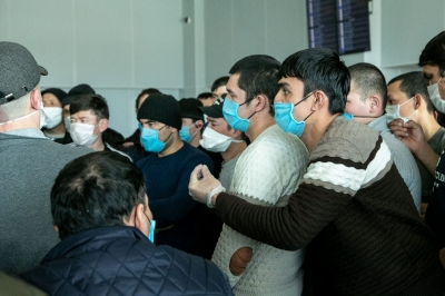 Бишкекке Индиядан Кыргызстандын 22 жараны келди