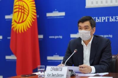 Бишкекте экономикалык ишкердиктин  жанданышы менен  вирус жуктурган адамдардын саны көбөйүүдө