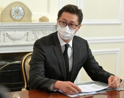 Президент Догоевди Гарвард университетине өтүшү менен куттуктады