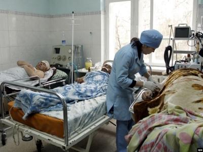 Өлкөдө 1247 бейтап пневмониядан дарыланууда
