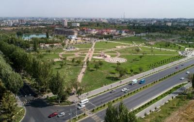 Бишкекте жаңы сейил бак ачылат