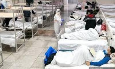 Бишкекте 9 күн ичинде күндүзгү стационарларга 24 миңге жакын жаран кайрылган. Бул тууралуу Бишкек шаарынын мэриясынан билдиришти.  9 күн ичинде стационарларга 23 миң 819 кайрылуу болуп, алард