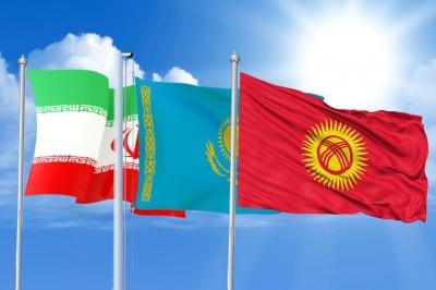 Ирандан кыргызстандыктар келди