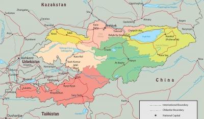 Кыргызстандын туристтик 3D панорамалык картасын түзүү пландалууда