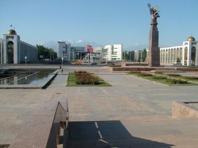 Беш ай аралыгында Бишкек 171 өлкө менен соода алакасын жүргүзгөн