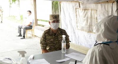COVID-19: Россиянын аскер дарыгерлери Кыргызстанда иштөөсүн улантууда