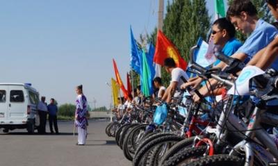 Бишкекте веложарыш өтөт