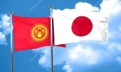Кыргызстанга Япония 4.7 млн доллар грант берет