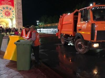 Бишкектеги карызы көптөрдүн таштандысы чыгарылбайт