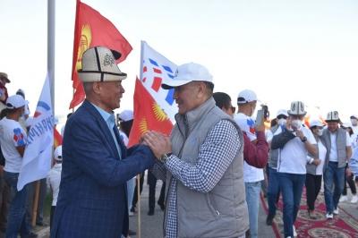 Төрөбай Зулпукаров: Кыргызстандын бардык жерин кичи мекенибиздей сүйөлү!