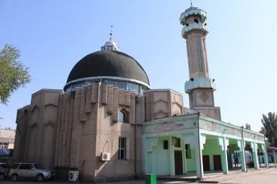 Бишкек шаарындагы Борбордук мечит оңдоп-түзөөдөн өткөрүлөт