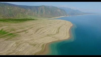 15-сентябрда Токтогул суу сактагычындагы суунун көлөмү 15 млрд 109 млн куб метрге жетти