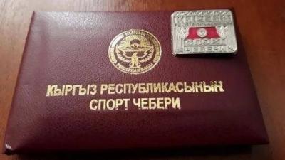 Кыргызстанда 6 спортчу наам алды (Тизме)