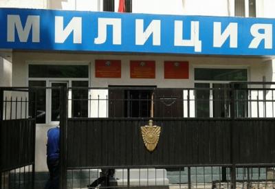 Жети-Өгүз райондук ички иштер бөлүмүнүн имары жаңыртылды