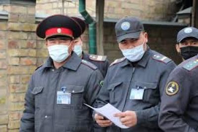 Сузак милициясынын көчмө кабылдамасына 293 жарандан арыз түштү