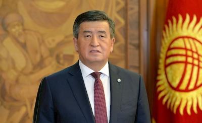 Президент кыргыз элин Мамлекеттик тил күнү менен куттуктады