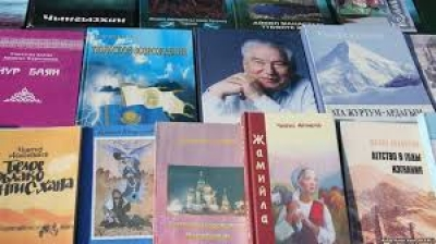 """Кытайдын """"Дүйнөлүк адабият"""" журналында кыргыз чыгармалары чыкты"""