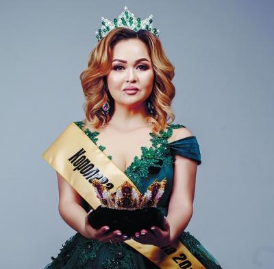 Гүлира АЛЫМКУЛОВА, жеке ишкер, «Кыргызстан ханышасы-2019» конкурсунун жеңүүчүсү: «Жөнөкөйлүк, жакшылык кылуу ийгиликтин башаты»