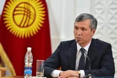 """Мадумаров: """"Кыргызстанда 2 миң 430 шайлоо тилкеси ачылды"""""""