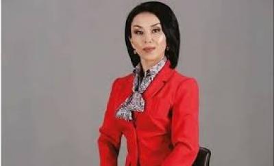 """Чынар Капарова """"Ала Тоо-24кө"""" жетекчи болду"""