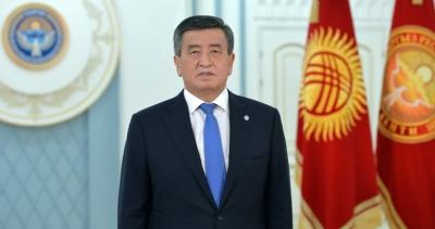 Президент саясий кырдаалга байланыштуу элге кайрылуу жасады