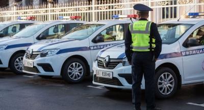 Бишкекте милиция күчөтүлгөн тартипте иштешүүдө