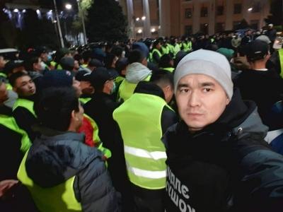 Бишкекте 2500 ыктыярчы тартипти сактайт