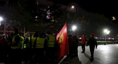 Бишкекте миңдеген элдик кошуун коопсуздукту көзөмөлдөдү