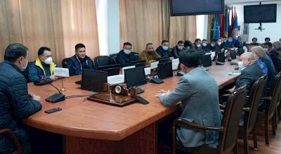 Өзгөчө кырдаалдар министри Замирбек Аскаров өз милдетин улантууда