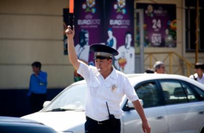 Бишкек шаарында 2-октябрдан 8-октябрга чейин жол кыймылынын эрежеси 2072 жолу бузулган