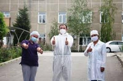 Бир күндө 190 адам коронавирустан айыкты