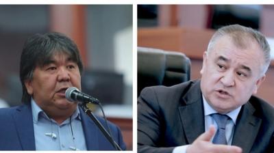 Депутат Садык Шер-Нияз мандатын Өмүрбек Текебаевге өткөрүп берет