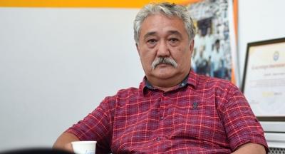 Саясат таануучу Бакыт Бакетаев президенттик шайлоого катышат