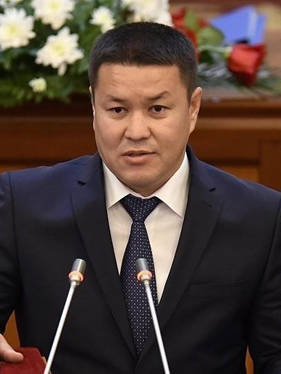 Жогорку Кеңештин Төрагасы болуп Мамытов Талант Турдумаматович шайланды