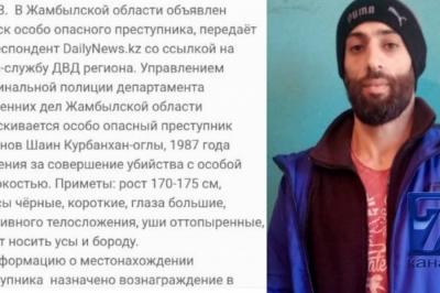 Эл-аралык издөөдө жүргөн чет элдик кылмышкер Бишкектен кармалды