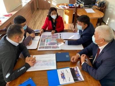 Бишкек мэриясы быйылкы жаңы жылга карата жасалгаларды сатып албайт