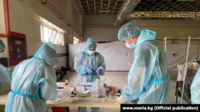 Сутка ичинде 499 адамдан коронавирус илдети аныкталды