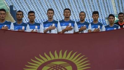 Футбол боюнча Кыргыз улуттук курамасы ФИФАнын рейтингинде 96-орун менен жылды жыйынтыктады