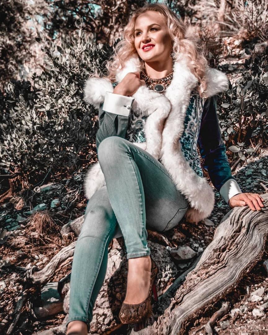 Валентина Шевченко суктандырган кезектеги сүрөтүн жарыялады
