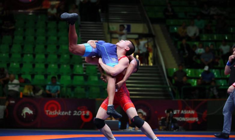 Исламбек Орозбеков Дүйнө Кубогунун жарым финалына чыкты