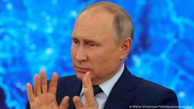 Путин Кыргыз өлкөсүндөгү саясий кырдаал боюнча пикирин билдирди