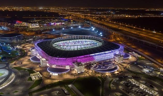 Катарда футбол боюнча Дүйнө чемпиондугун кабыл алчу төртүнчү стадион ачылды