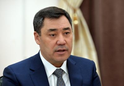Президент Садыр Жапаров Премьер-министр Улукбек Марипов менен жолукту