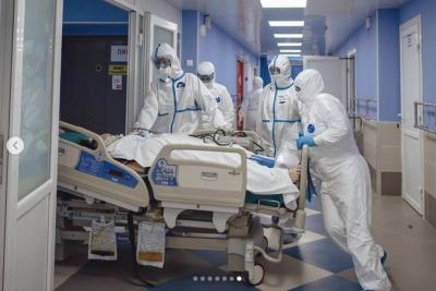 Дүйнөдө сутка ичинде 13 миңден ашуун адам коронавирустан каза болду